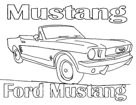 1969 boss mustang car coloring pages best place to color ford mustang high power car coloring pages best place to
