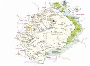 image gallery maseru map
