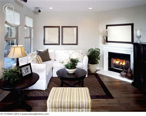 how to decorate around a fireplace art small interior living room with corner fireplace