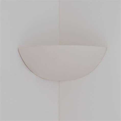 applique ad angolo lada a parete in gesso per angoli applique angolare