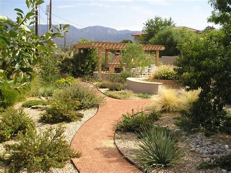 Backyard Xeriscape Ideas Xeriscaping Backyard