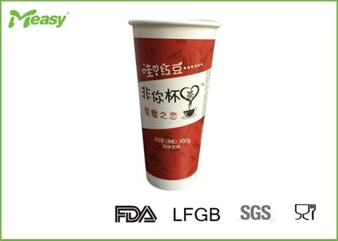 Paper Bowl 22oz 650ml 22oz 650ml promotional paper cups with and white coating paper single wall style