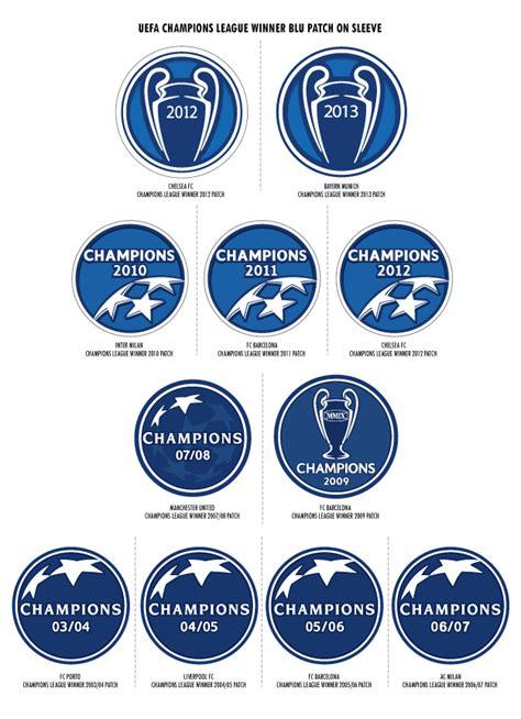 Patch Badge Uefa Eropa League 2002 2009 football teams shirt and kits fan patch uefa chions