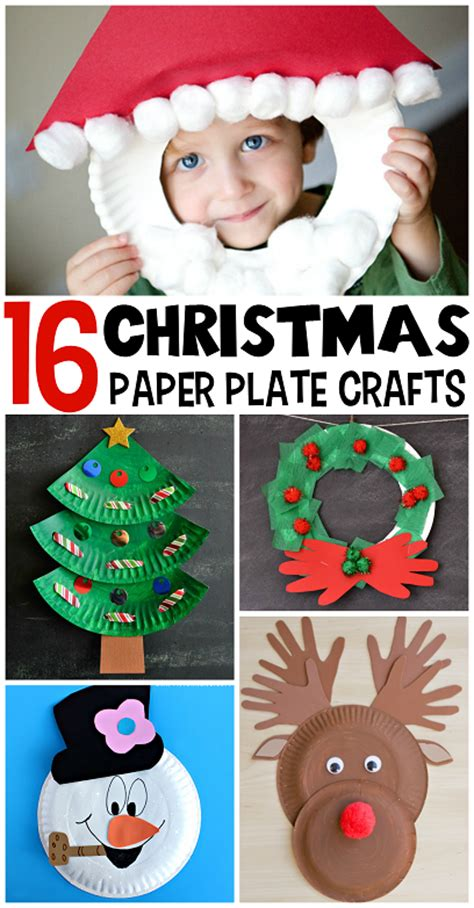 older children christmas crafts paper plate crafts for crafty morning