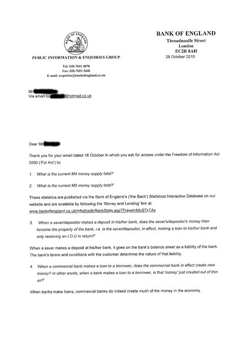 Proof Of Funds Gift Letter Uk The Economic Realms Proof That Banks Create Money