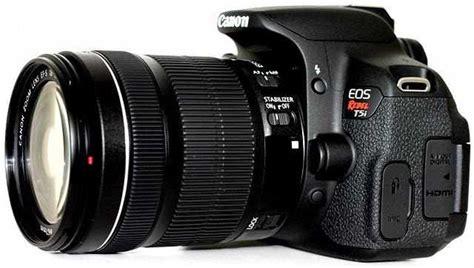 Kamera Canon Rebel T5i Canon S Eos 700d Rebel T5i Gets Firmware 1 1 4