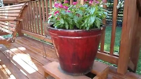 Planting In My 5 Large Ceramic Planter Pots Youtube Big Planter Pots