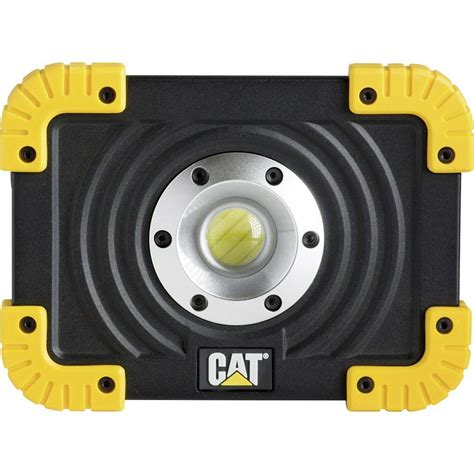 cat rechargeable led work led work light adjustable cat rechargeable from conrad com