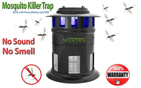 experience with wantrn wantrn mosquito killer
