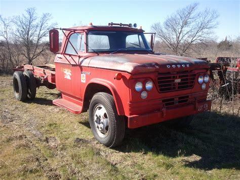 Dodge D Series 2WD Trucks