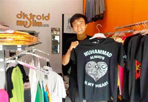 ahmad anggoro lulusan smk  berhasil jadi pengusaha