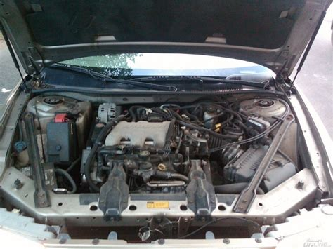 2000 Buick Century Engine Bay Before Meguiars Online