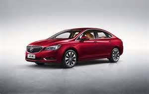 Buick Verano Length 2016 Buick Verano D2xx Info Specs Pictures Gm Authority