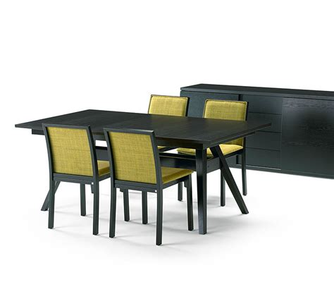 dining table black trestle dining table