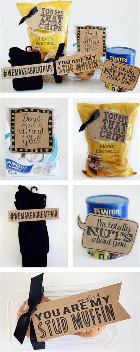 Handmade Ideas For Him - best 25 boyfriend gifts ideas on