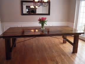 Maple Dining Room Table Spalted Maple Table Traditional Dining Room Detroit By Sanford Customs