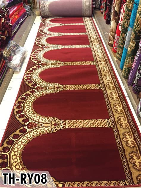 Karpet Per Meter Untuk Masjid karpet masjid new tebriz pilar karpet masjid dan karpet