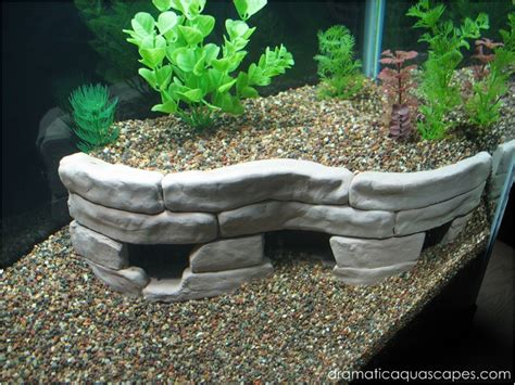 diy aquarium decorations dramatic aquascapes diy aquarium decore terraces