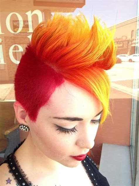 1000 images about coloured shaved and awesome hair on short hair color ideas 2014 2015 short hairstyles 2017