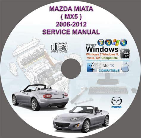 small engine maintenance and repair 2006 mazda mx 5 security system mazda miata mx 5 2006 2012 service repair manual on dvd www servicemanualforsale com