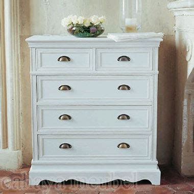 Nakas Cat Duco nakas minimalis cat duco putih laci 5 model modern furniture cahaya mebel jepara