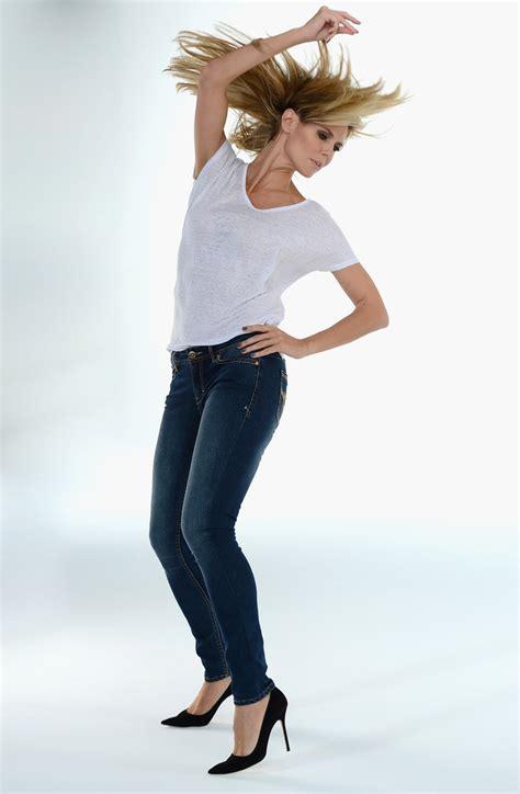 Heidi Klum Shows Post Baby In New Jordace Ads by Heidi Klum Photos Photos Jordache Commercial