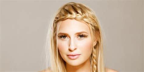 Tutorial Kepang Rambut Berponi | tutorial gaya manis dengan rambut kepang berenda