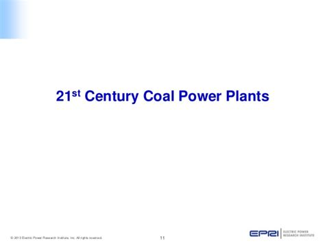 21st Century Electric Inc by 21st Century Coal Power Recent Developments In Coal Power