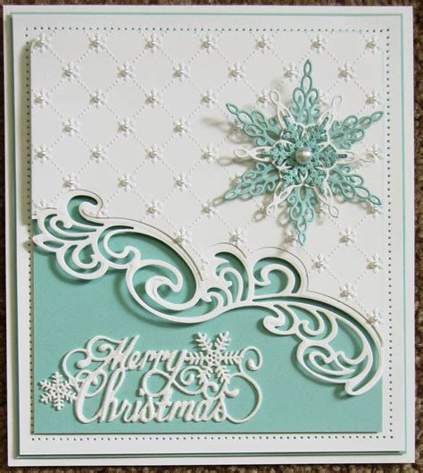 dies for card sue wilson dies festive collection merry ced3026