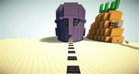 squidwards house squidwards house minecraft project