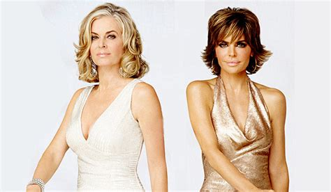 real housewives of beverly hills eileen davidson and brandi y r s eileen davidson and days lisa rinna return to the