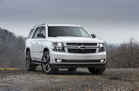 2019 Chevrolet Tahoe by 2019 Chevrolet Tahoe Redesign Rumors Changes Rst Price