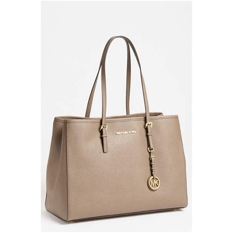 Michael Kors Jet Set Travel michael michael kors jet set large travel tote
