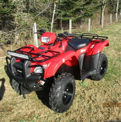 Honda Foreman 500 For Sale by Honda Foreman 500 Es Motorcycles For Sale