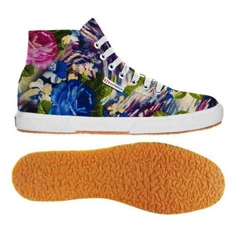 superga con fiori sneakers con i fiori 2015 le scarpe pi 249 colorate della