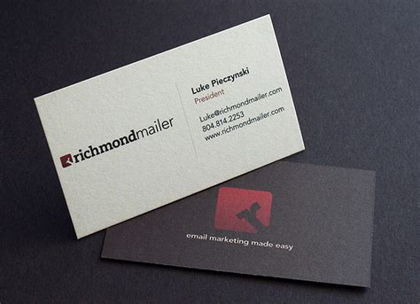 make custom business cards custom business card richmond mailer cardrabbit