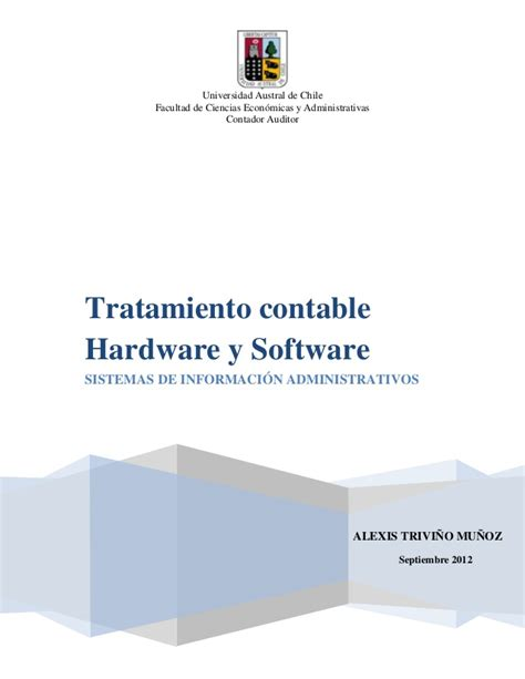 carta fianza tratamiento contable tratamiento contable de un software