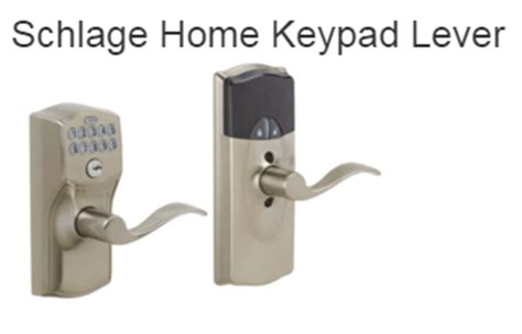 Schlage Door Keypad Change Code by Schlage 174 Electronic Keypad Shank Door Co