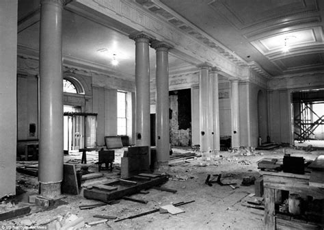 white house renovations from truman to trump associations now fascinating black and white photographs show the truman