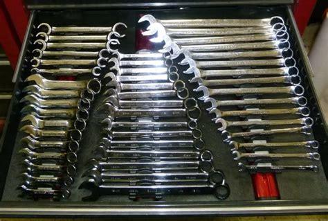 wrench racks  tool box