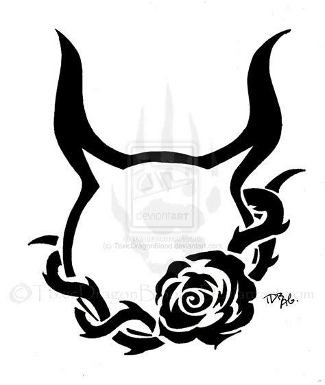 taurus zodiac tattoo designs taurus images designs