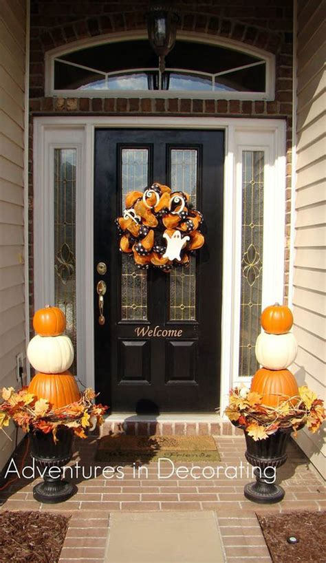 Thanksgiving Outdoor Decor 30 Eye Catching Outdoor Thanksgiving Decorations Ideas