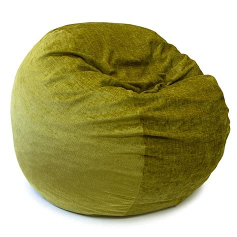 cordaroy s bean bag bed beanbag cozy foam sac sleeper kiwi green brand new
