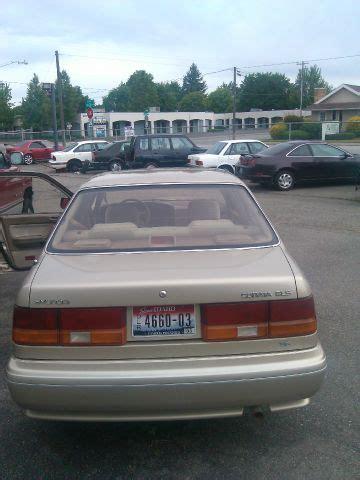 how to fix cars 1993 hyundai sonata user handbook 1993 hyundai sonata gls details coeur d alene id 83814