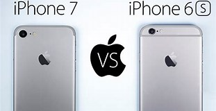 Image result for What is the difference between iPhone 6S vs 7?