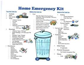 home emergency kit disaster preparedness plan for home house design ideas