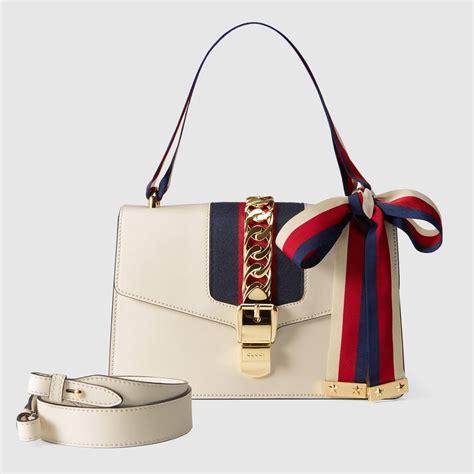 Sale Bag Gucci 1796 Semprem sylvie leather shoulder bag gucci handbags 421882cvleg8605
