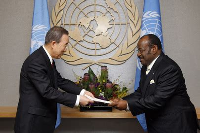 Anatolio Ndong Mba United Nations by Inner City Press Investigative Reporting From The United