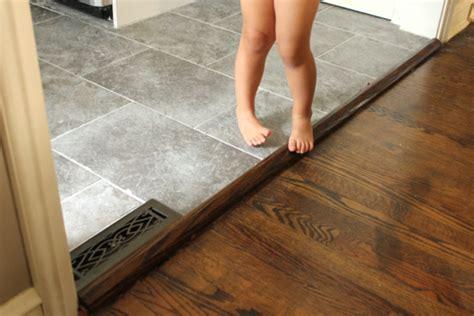1 Inch Wood Floor Transition - floor transitions for uneven floors plantoburo