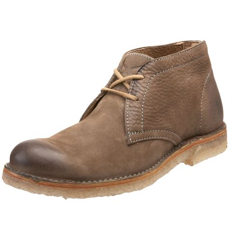 mens boots frye frye mens hudson chukka boot in brown for slate lyst